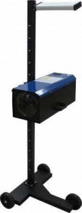 Установка проверки и регулировки светового потока фар автомобилей ntf3